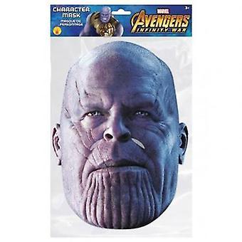 Máscara de fiesta de Thanos Avengers