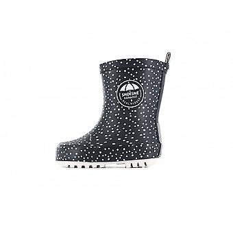 SHOESME Rainboot & Fleece Sock