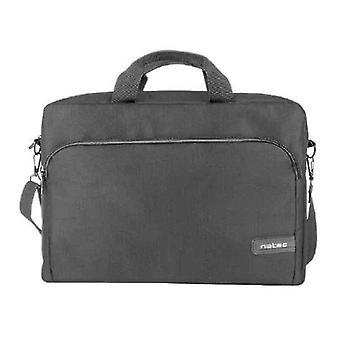 "Laptop Case Natec Wallardo 15,6"" Black"