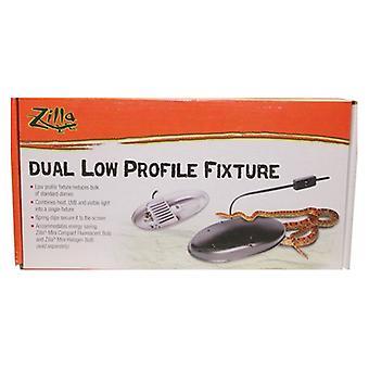 Zilla Dual Low Profile Fixture - 1 count