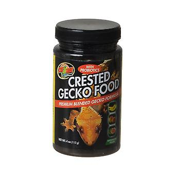 Zoo Med Crested Gecko Food - Watermelon Flavor - 4 oz (113 g)