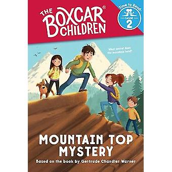 Mountain Top Mystery (the Boxcar Children: Time to Read Level 2)