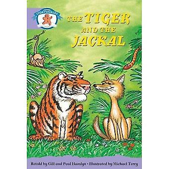 Literacy Edition Storyworlds� Stage 8, Once Upon A Time World, The Tiger and the Jackal (STORYWORLDS)