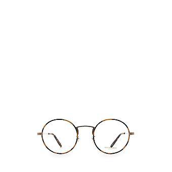 Eyeglasses oliver peoples ov1250t tortoise / antique gold unisex eyeglasses