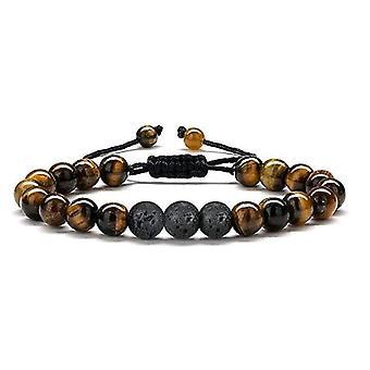 Fashion Volcanic Stone Jewelry Gift Bracelet