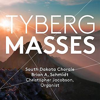Tyberg / South Dakota Chorale / Jacobson / Schmidt - Marcel Tyberg: Masses [SACD] USA import