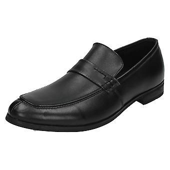 Mens Maverick Slip On Formal Shoe