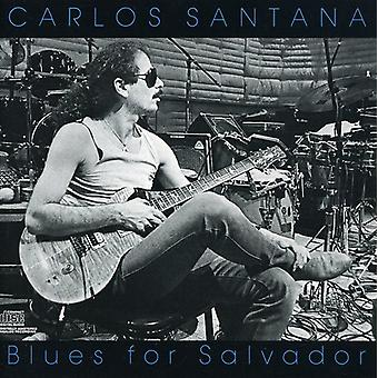 Carlos Santana - Blues for Salvador [CD] USA import