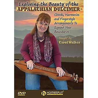 Exploring the Beauty of the Appalachian Dulcimer [DVD] USA import