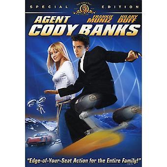 Agent Cody Banks [DVD] USA import