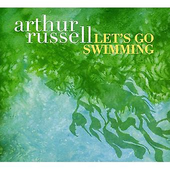 Arthur Russell - Let's Go Swimming [CD] USA import