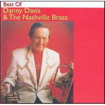 Danny Davis & the Nashville Brass - Best of Danny Davis & Nashvill [CD] USA import