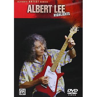Albert Lee - Highlights [DVD] USA import