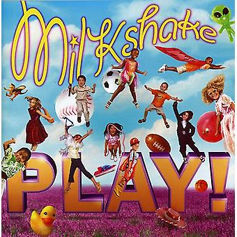 Milkshake - Play! [CD] USA import