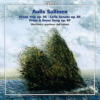 Sallinen / Vaehaelae / Noras / Gothoni - Chamber Works [CD] USA import
