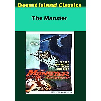 Manster [DVD] Import USA