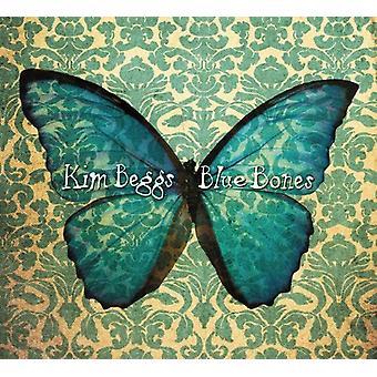 Kim Beggs - Blue Bones [CD] USA import