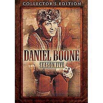 Daniel Boone: Seizoen vijf [DVD] USA import