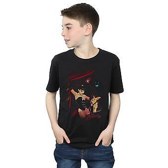 DC Comics Boys Zatanna Bombshell Cover T-Shirt