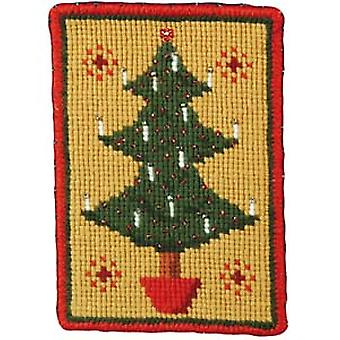 Christmas Tree Needlepoint Kit