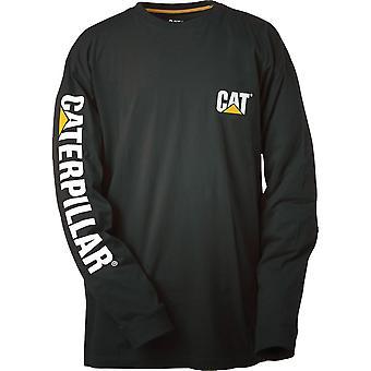 Caterpillar znaku towarowego transparent Tee L/S / t-shirty męskie / Tee Shirts