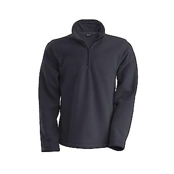 Kariban Mens Enzo 1/4 Zip van Casual Fleece jassen