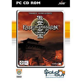 Drie koninkrijken lot van de draak (PC CD)-nieuw