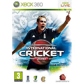 International Cricket 2010 (Xbox 360) - New