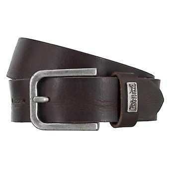 Los pantalones vaqueros de Levi BB´s cinturones hombre cinturones cuero cinturón marrón 4917