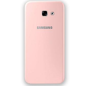 Крышка батареи Samsung Галактика A3 2017 A320F GH82 13636 D батареи крышкой + розовый коврик клей