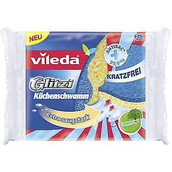 Vileda Kitchen sponge Glitzi 2er Pack