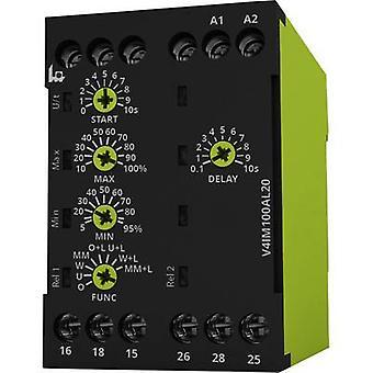 Monitoring relay 24, 24 - 240, 240 V DC, V AC 2 change-overs tele V4IM100AL20 24-240V AC/DC 1 pc(s)