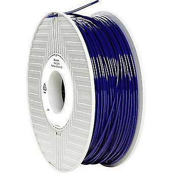 Verbatim 55278 filamento PLA 2,85 mm blu 1 kg