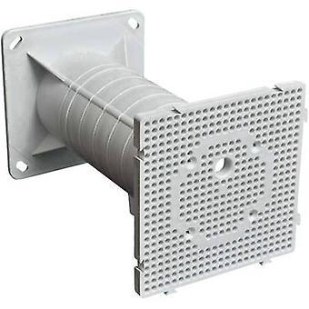 KOPOS MDZ KB Insulated device mount (W x H x D) 119 x 119 x 204 mm