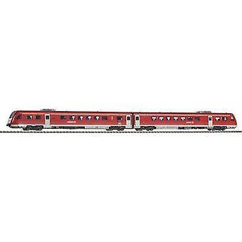 PIKO H0 59230 H0 diesel railcar BR 612 de DB AG corrente alternada