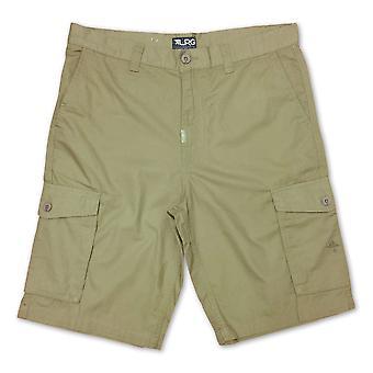 Lrg Core Collection Classic Cargo Shorts British Khaki