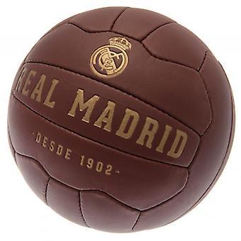 Real Madrid tekonahka jalkapallo