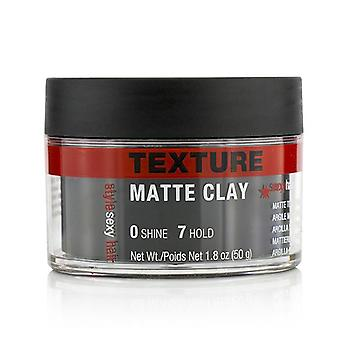 Sexy Hair Concepts Style Sexy Hair Matte Clay Matte Texturing Clay - 50g/1.8oz