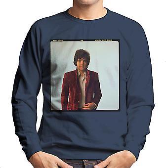 TV tider David Essex stående Mäns tröja