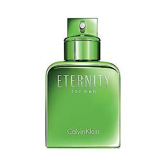 Calvin Klein Eternity voor mannen Collector's Edition EDT Spray 100ml