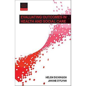 Utvärderande utfall i hälsa och Social omsorg av Helen Dickinson - 97