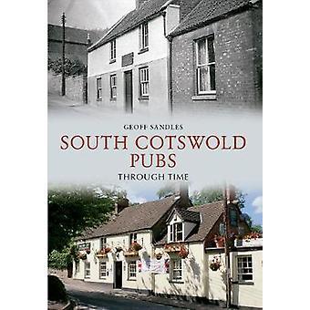 Zuid-Cotswold Pubs door de tijd door Geoff Sandles - 9781445610740 boek