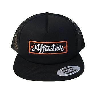Sombrero eléctrico aflicción