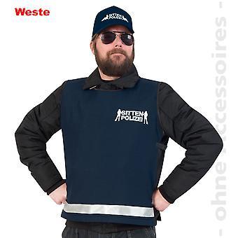 Poliția Custom costum Men ' s morale de poliție de poliție vest ofițer de poliție costum de barbati