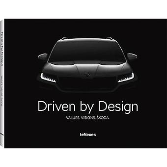 SKODA - Driven by Design by teNeues - 9783961710034 Book