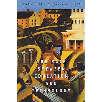 Rennen zwischen Bildung und Technologie
