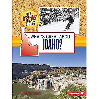 Ce qui est formidable à propos de l'Idaho? (Nos grands États)