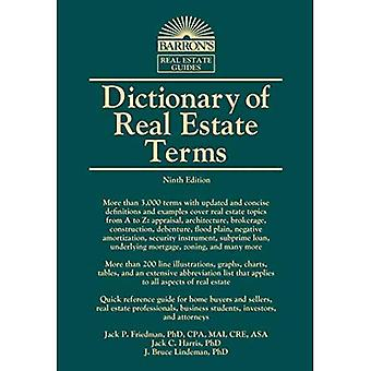 Ordbok av fastigheter villkor (Barron's Dictionary av fastigheter termer)