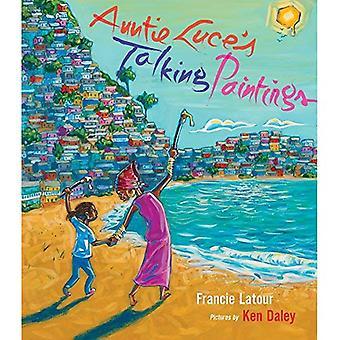 Auntie Luceas Talking Paintings