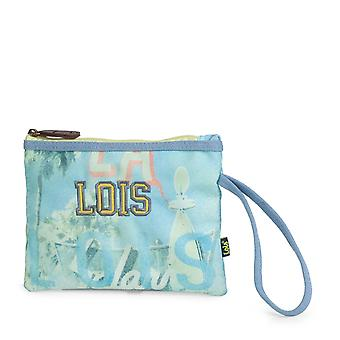 Travel toiletry bag, toilet bag, canvas printed Lois 09606